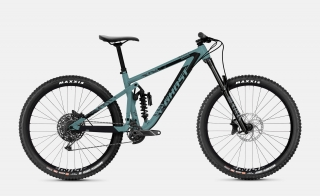 Ghost Riot Enduro Essential - Shark Blue / Midnight Black