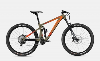 Ghost Riot Enduro Universal - Mud / Orange