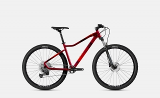 Ghost Lanao Pro 27.5 - Dark Cherry / Juice Red