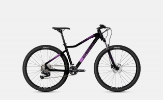 Ghost Lanao Advanced 27.5 - Midnight Black / Purple